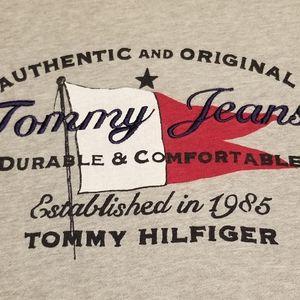 Vintage Tommy Jean's Sweat Shirt